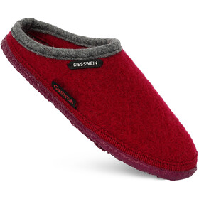 Giesswein Dannheim Clogs, wine red